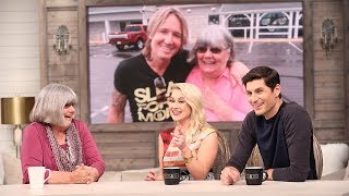 Meet The Woman Who Paid For Keith Urban's Groceries! - Pickler & Ben