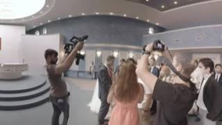 Свадьба в 360 Белгород | Видео(Wedding VR., 2016-07-26T10:47:15.000Z)
