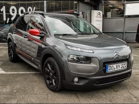 citroen c4 cactus triple 2017 youtube. Black Bedroom Furniture Sets. Home Design Ideas