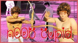 n00b Cupid on Valentine's Day