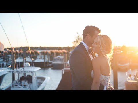 Romantic, Waterfront Wedding On The North Shore Of Long Island | Erica & Andrew's Wedding Film