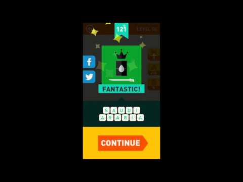 Icon Pop Mania - Level 6 All Answers Walkthrough
