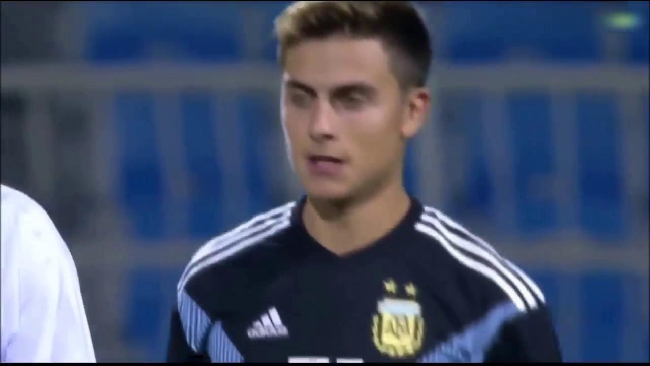 Iraq vs Argentina 0 4 Resumen Goles Amistosos 2018 - YouTube