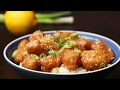 Chinese Take-Away-Style Lemon Chicken