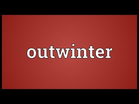 Header of Outwinter