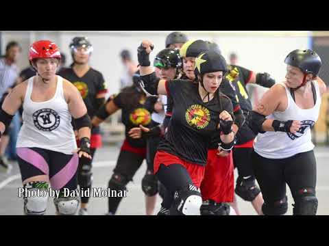 Pioneer Valley Roller Derby League gets ready for their 12th season
