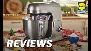 Κουζινομηχανή Silvercrest   REVIEW