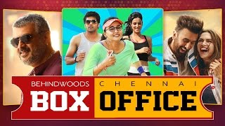 Ajith and Anushka fight it out! - BW BOX OFFICE