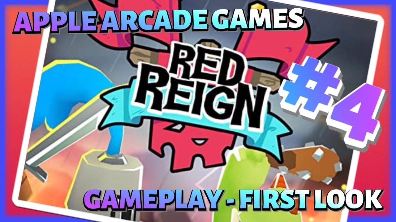 """RED REIGN 
