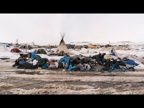 The Final Stand (the last days at standing rock)