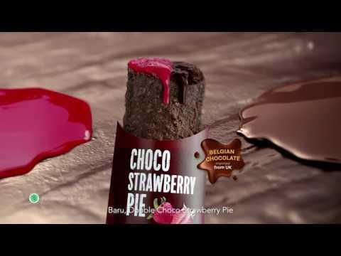 Temukan Rasa #ManisnyaBersatu Di Dalam Choco Strawberry Pie!