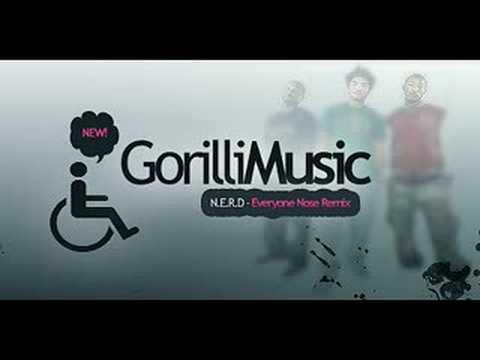 N.E.R.D - Everyone Nose Best Remix (Gorilli ReMix)