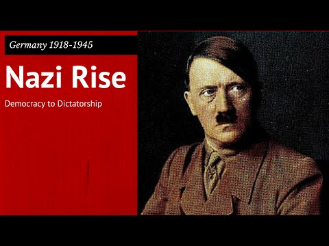 GCSE Germany 14: Democracy to Dictatorship 1933-34