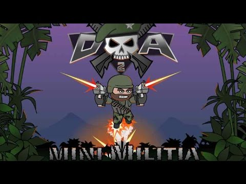Mini Militia || Tips and Tricks 2016 || All Chat Commands || Download