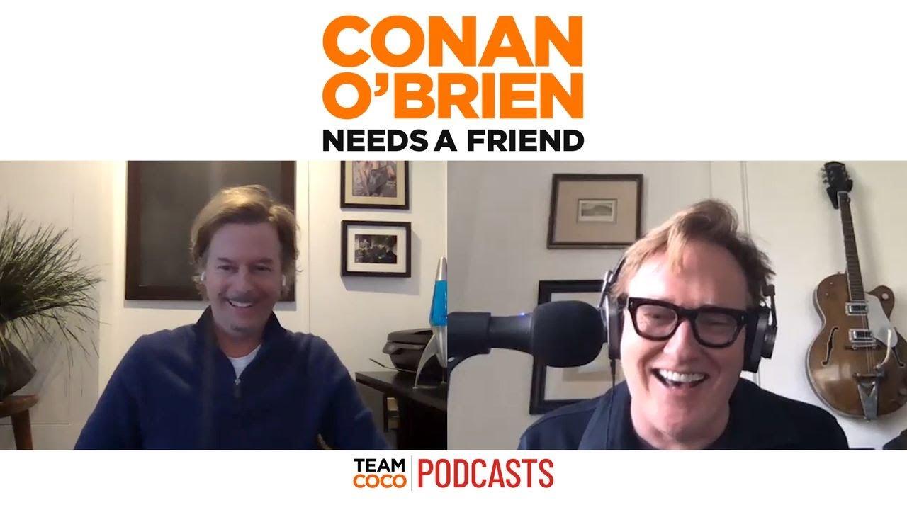 Conan & David Spade Swap Stories About Norm Macdonald 02/08/21   Conan O'Brien Needs a Friend
