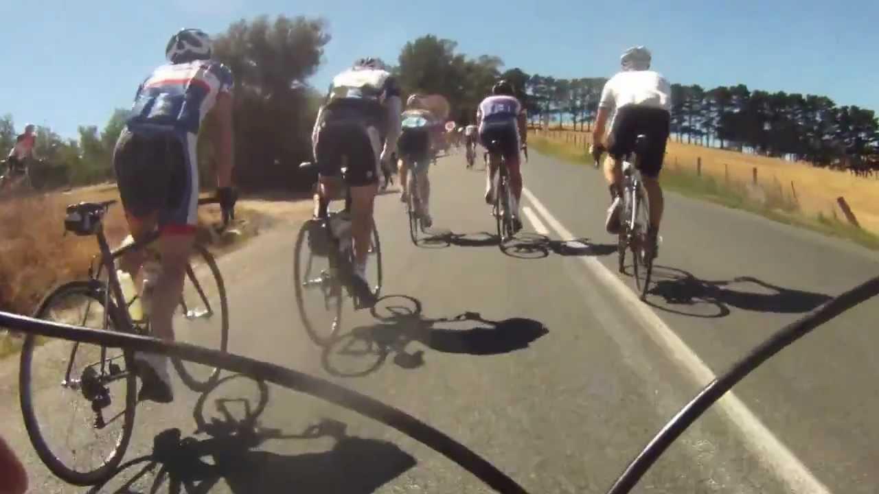 How to Beat Other Cyclists Going Uphill