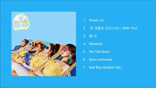 "[FULL ALBUM AUDIO] — Red Velvet 레드벨벳 — ""Summer Magic"""