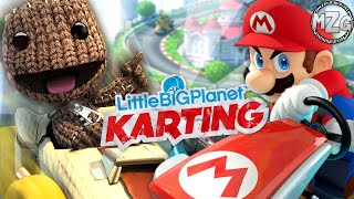 Mario Kart Levels!! - LittleBigPlanet Karting Gameplay - Community Levels