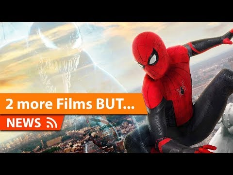 Tom Holland attached to 2 More Spider-Man Film NOT IN MCU