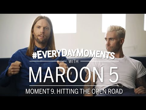 maroon-5----hitting-the-open-road
