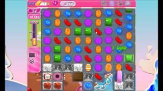 Candy Crush Saga Level 859 (No Booster)