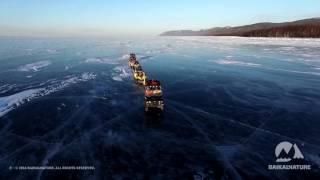 Baikal Buggy Winter Adventure