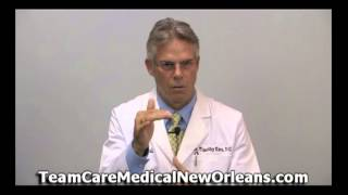 Cause Back and Leg Pain During Bowel Movement New Orleans Louisiana