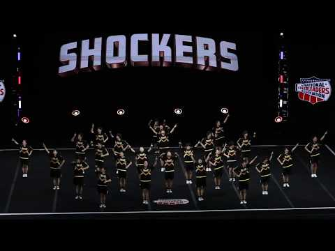 Shockers (All Boy Level 6 Team from Tokyo, Japan!) NCA 2019 Day 2