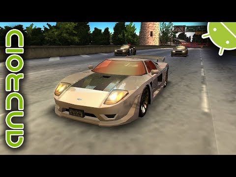 Need For Speed: Undercover | NVIDIA SHIELD Android TV | PPSSPP Emulator [1080p] | Sony PSP