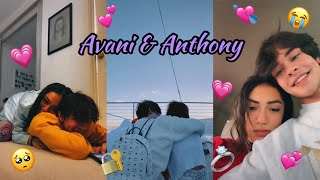 Avani Gregg & Anthony Reeves Cutest Moments!!🔐💍
