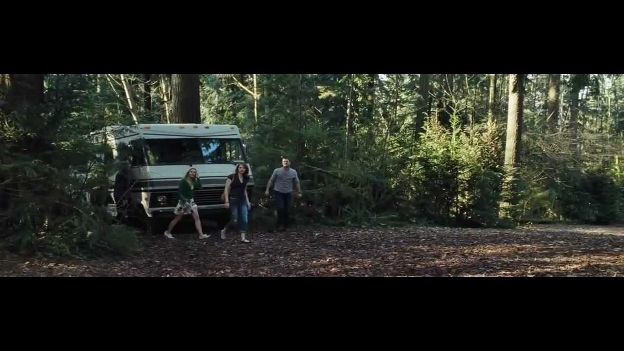 The Cabin In The Woods Trailer 2012 Hd Youtube