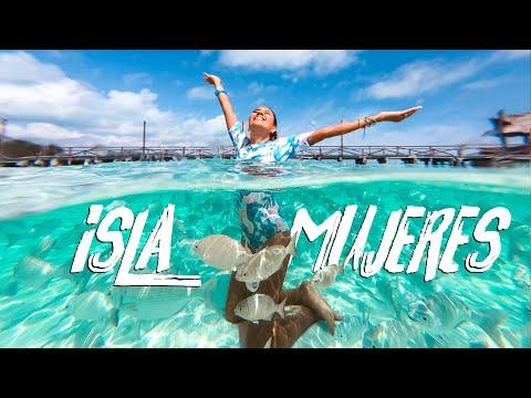 LA MEJOR MANERA DE LLEGAR A ISLA MUJERES | TOUR DESDE CANCUN