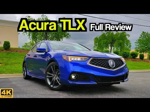 2020 Acura TLX: FULL REVIEW + DRIVE | Practical With a Splash of NSX!