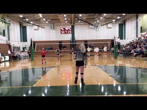 Erin Doner #8 South Anchorage High School 2018 Senior Year