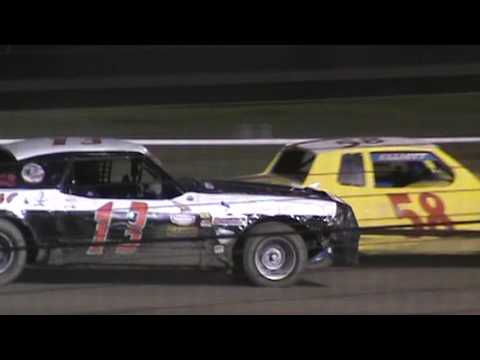 Route 66 Motor Speedway Street Stock #13 05-14-16 Part 2