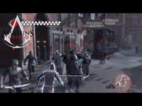 Crash a Party - Assassins Creed II Assassination