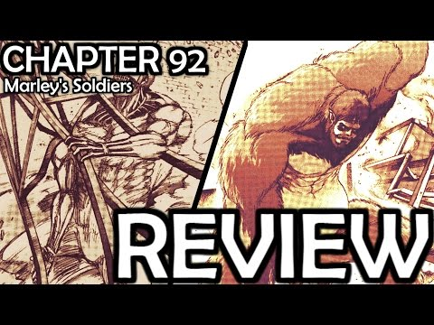 Attack on Titan Chapter 92 REVIEW - End of the War
