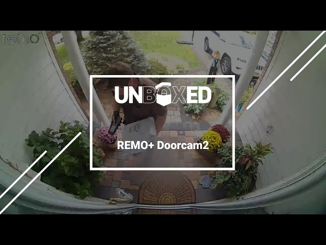 UNBOXED: REMO+ DoorCam2 Review