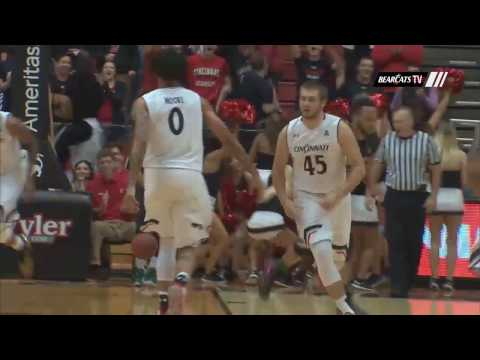 Cincinnati Men's Basketball Senior Spotlight: Zack Tobler