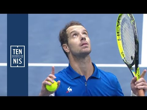 Coupe Davis, #FRANED highlights Gasquet vs Haase
