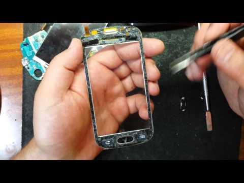 Samsung Galaxy Trend S7560 замена дисплея