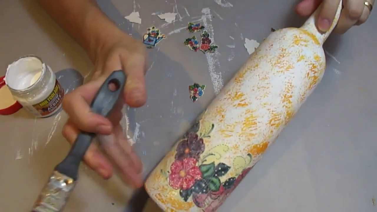 Artesanato em Garrafas de Vidro YouTube