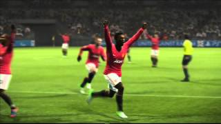 Pro Evolution Soccer 2013 - Manchester United vs Bayern Munich (Champions League Mode)