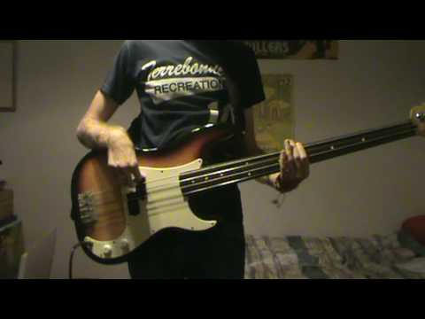 """Tiny Tim """"Living in the Sunlight, Loving in the Moonlight"""" (Bass Cover)"""