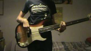 "Tiny Tim ""Living in the Sunlight, Loving in the Moonlight"" (Bass Cover)"