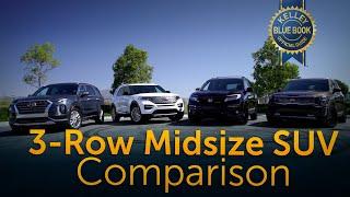 2020 3-Row Midsize SUV Comparison | Kelley Blue Book