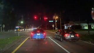 Хеллоуин в Орландо США не состоялся Ночной город Orlando Florida USA 31 10 2020