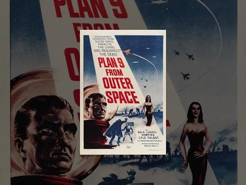 План 9 из открытого космоса (1959) фильм