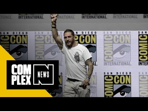 Tom Hardy Cites Woody Allen, Conor McGregor, and Redman as Inspiration for 'Venom' Role