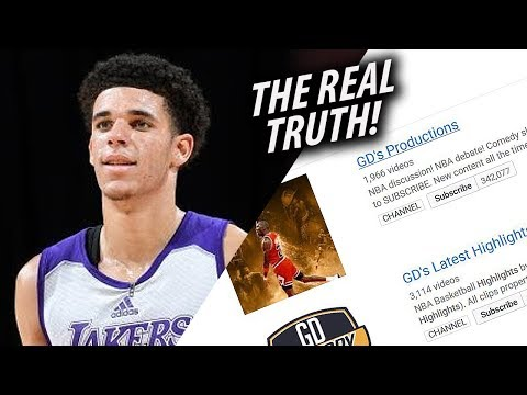 Do I Really Hate Lonzo Ball? The Real Truth about GD's Highlights!